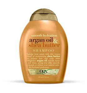 Argan Oil Shea Butter